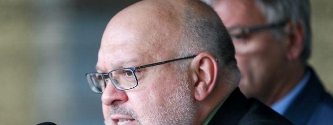 Le président du LCGB, Patrick Dury, avait annoncé la position du syndicat chrétien lors de son défilé du 1er mai à Bettembourg.