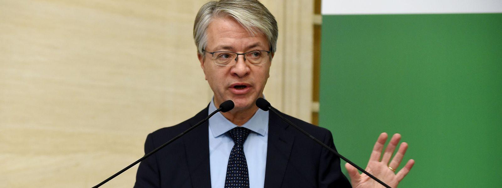 L'établissement financier, dirigé par Jean-Laurent Bonnafé, a pour 6,6 milliards d'euros de fonds verts sous gestion (Photo Eric Piemont/ AFP)