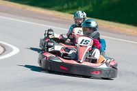 Lokales, ACL, Karting-Piste Monnerich, Foto: Guy Wolff/Luxemburger Wort