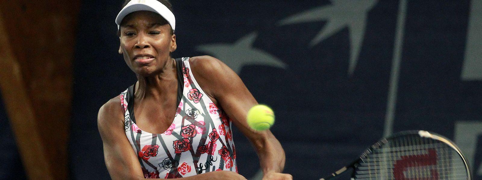 Venus Williams hatte das Turnier in Kockelscheuer 2012 für sich entschieden.