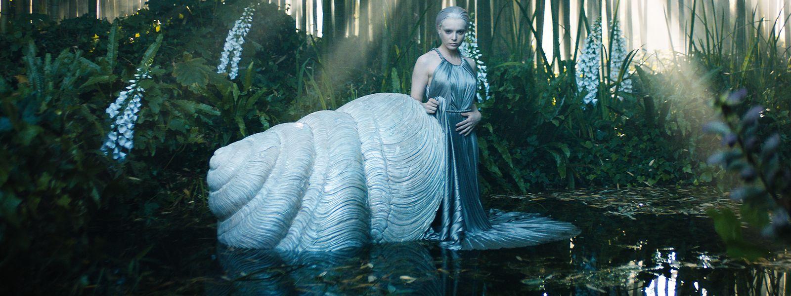 Dior entführte die Modefans in einem Kurzfilm auf eine märchenhafte Reise.
