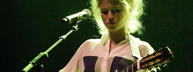 Die belgische Künstlerin Selah Sue und ihre Band werden am Abend der Prinzenhochzeit auf einem Konzert spielen.