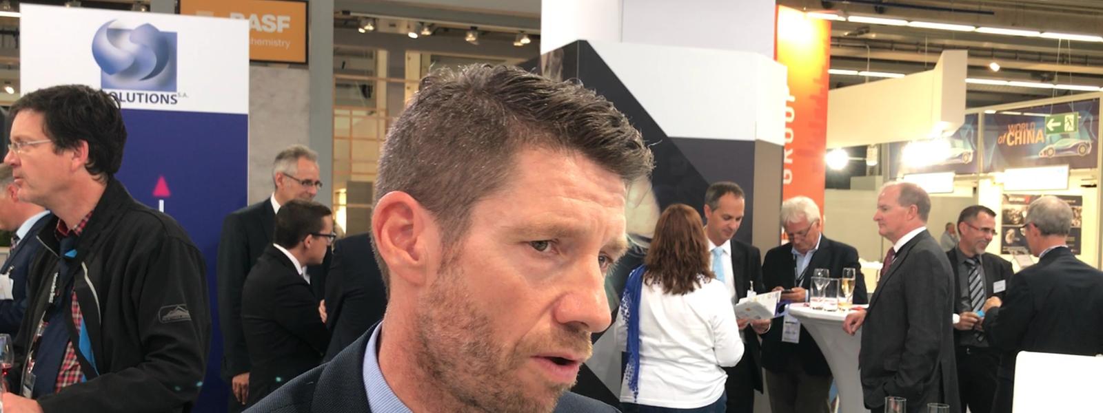 Der Niederländer Joost Ortjens war bis zum Frühjahr 2017 Manager des luxemburgischen Automobilclusters und arbeitetet nun als Sektorverantwortlicher bei der Agentur Luxinnovation in Esch-Belval.
