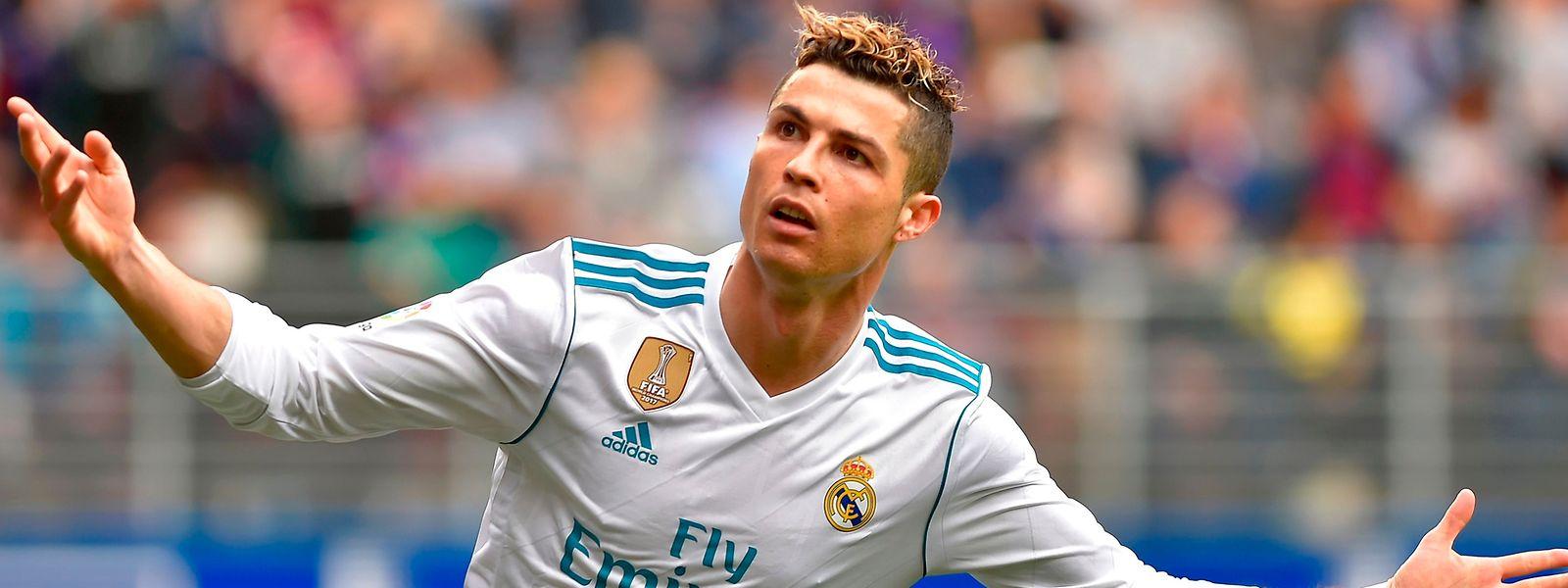 Cristiano Ronaldo und Real Madrid treffen erneut auf Juventus Turin.