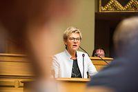 Débat Etat de la nation 2019 - Martine Hansen - CSV - - Foto: Pierre Matgé/Luxemburger Wort
