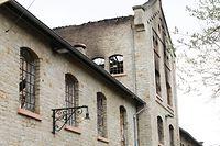 Lokales, Diekircher Brauerei, Brasserie de Luxembourg, der Tag nach dem Grossbrand der Brauerei  Foto: Luxemburger Wort/Anouk Antony