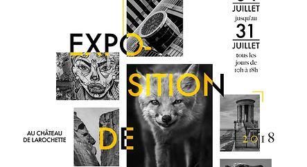 Expo Photo @ Château de Larochette