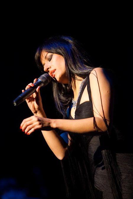 Ana Moura  invitée du festival «atlântico».