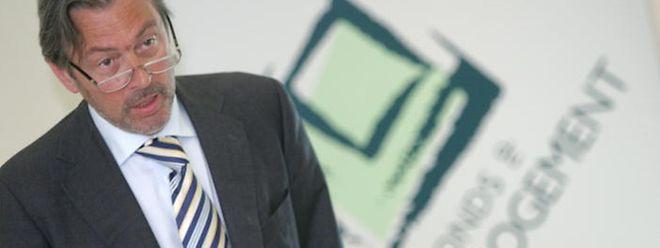 Daniel Miltgen stand rund 25 Jahren an der Spitze des Fonds du Logement.