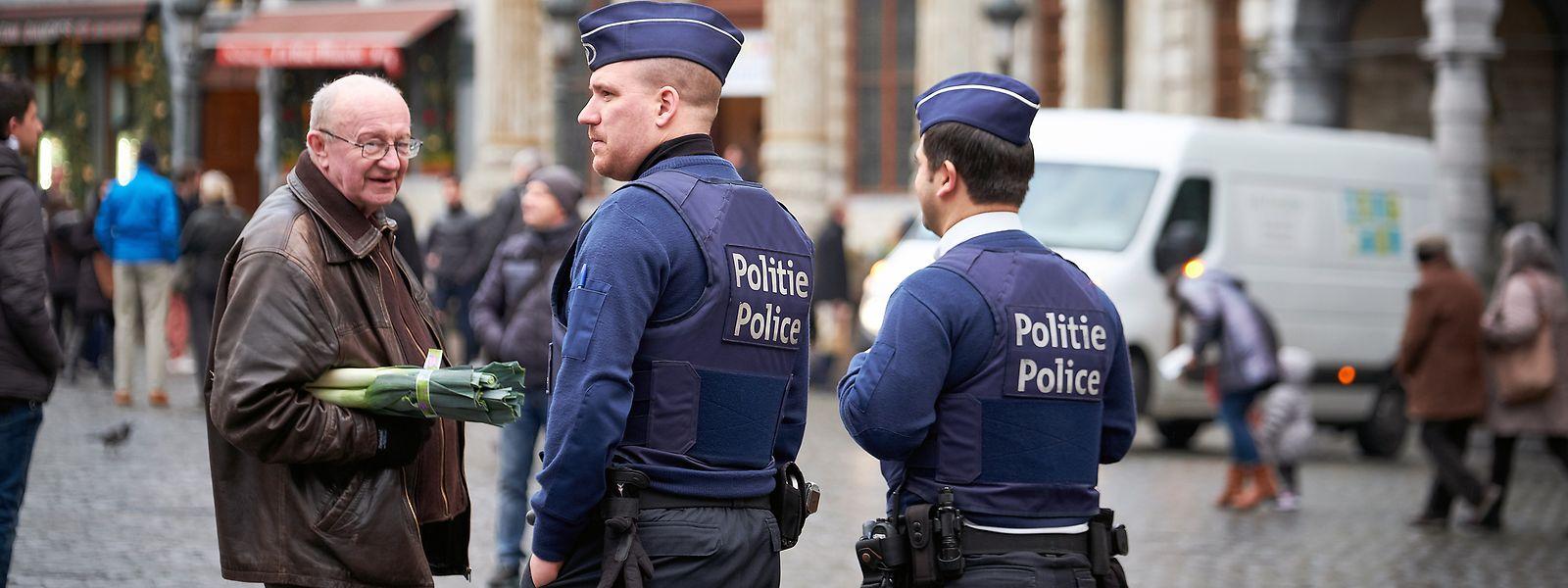 Pour une vingtaine de policiers belges de la zone Arlon-Attert-Habay-Martelange, les cours de luxembourgeois débuteront cette année