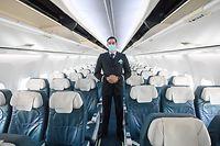 Wi , Konsequenzen Lux-Airport und Luxair nach Coronakrise , Flughafen Luxemburg , Sars-Cov-2 , Covid-19 , Foto:Guy Jallay/Luxemburger wort