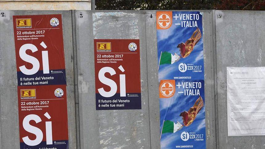 Posters in Veneto