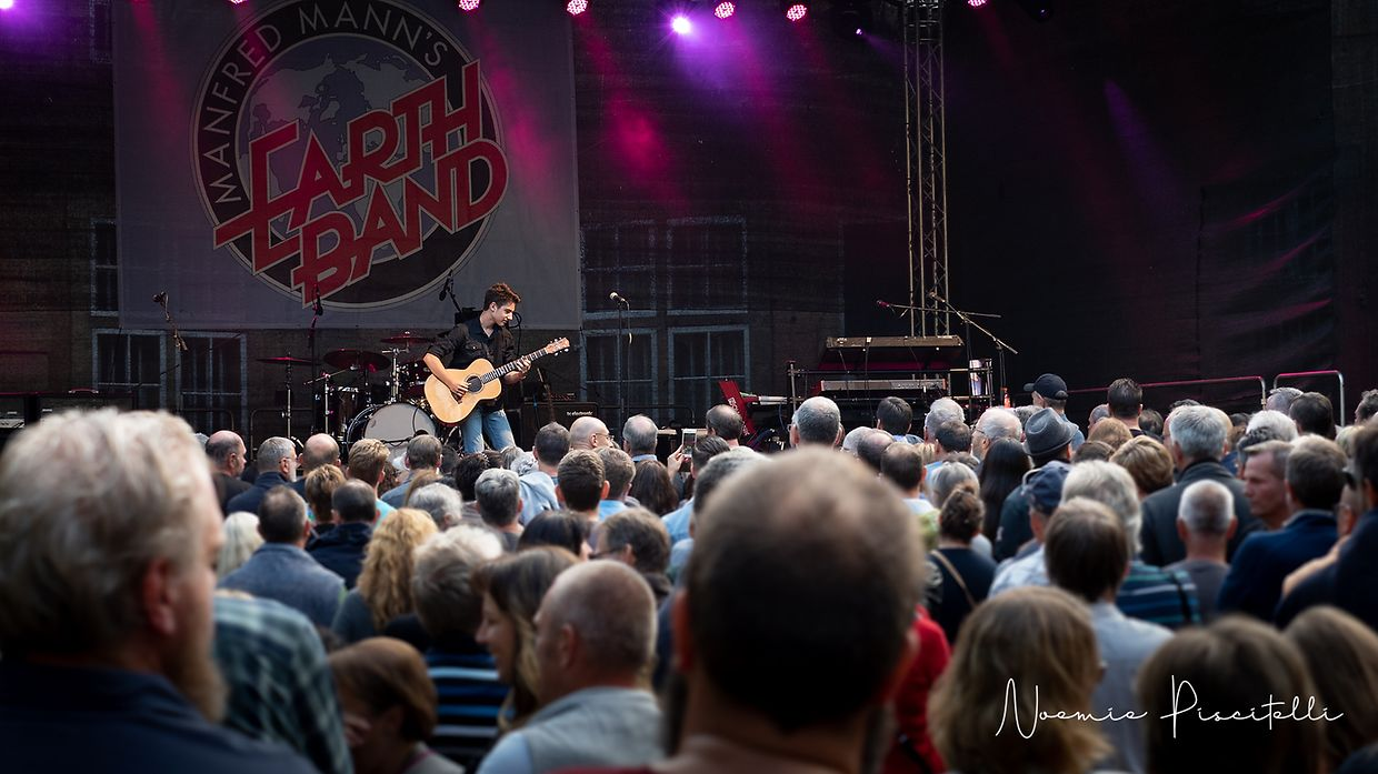 Manfred Mann's Earth Band - Beaufort Castle - 11/08/2019 - photo: noemie piscitelli