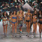 Os anjos da Victoria's Secret voltaram a bater asas