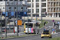 """Beim Boulevard Kockelscheuer handelt es sich erst um die """"kleinere"""" von zwei Hauptverkehrsadern."""