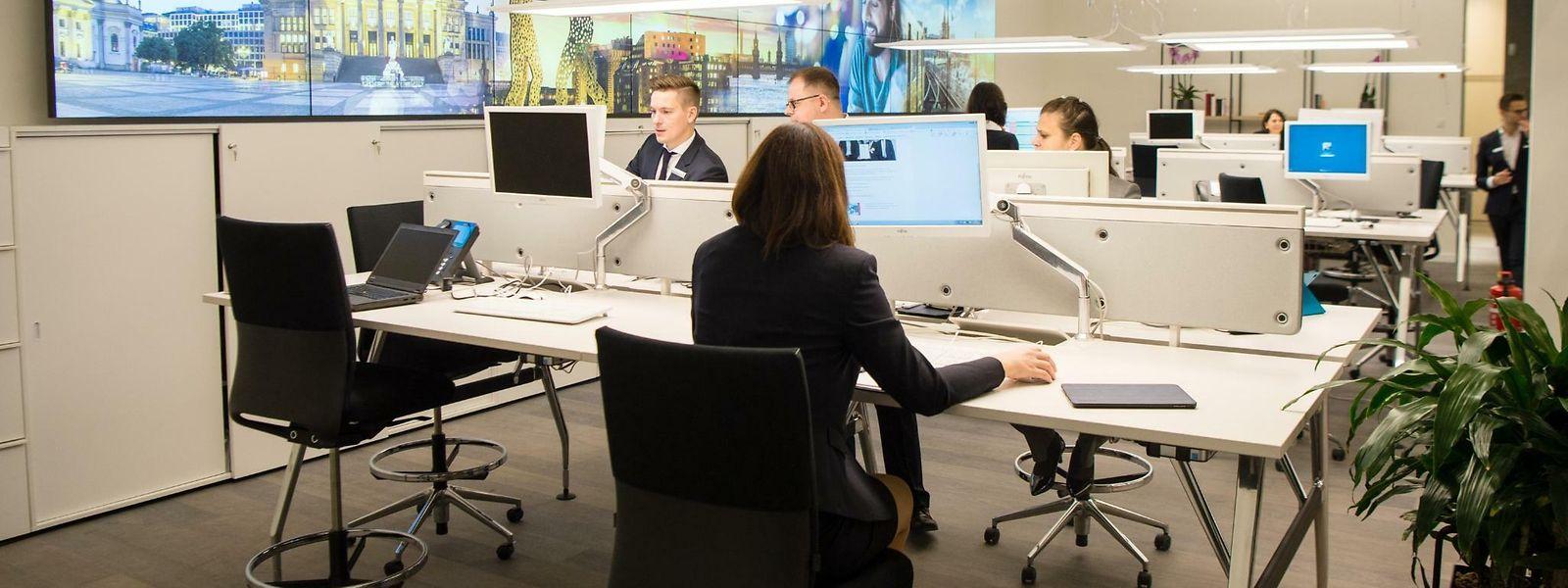 Les employés belges peuvent retourner au travail au bureau, le télétravail n'étant plus obligatoire.