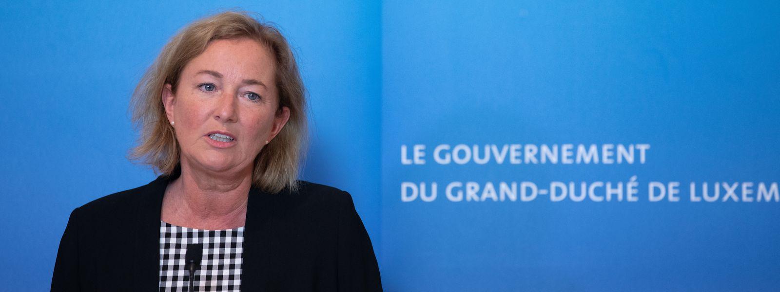 Le variant Delta «est à surveiller de près, car il pourrait changer la donne», estime Paulette Lenert, ministre de la Santé.