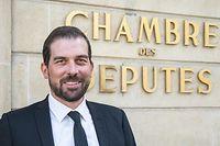 IPO , Chamber , depot Budget 2020 , Yves Cruchten , LSAP , Budgetrapporteur  Foto: Guy Jallay/Luxemburger Wort