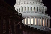 Le Capitole à Washington DC.