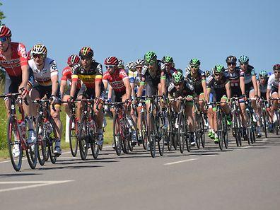Tour de Luxembourg 2015 - 1. Etappe - Luxemburg-Küntzig - Foto: Serge Waldbillig