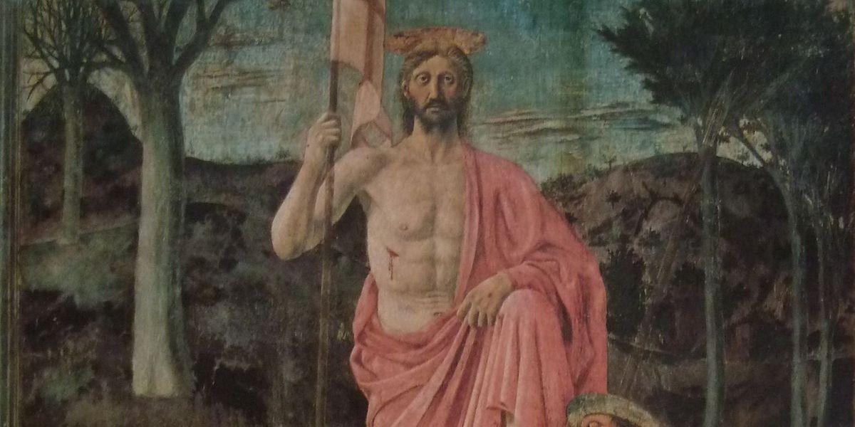 ... deine Auferstehung preisen wir. Bis du kommst in Herrlichkeit.