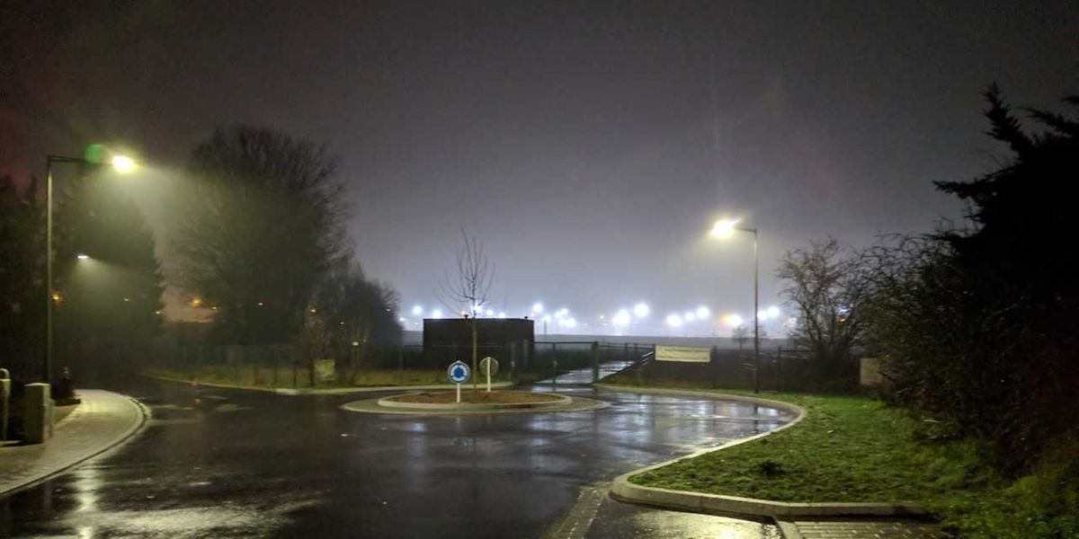 In Düdelingen wird die Nacht zum Tage.