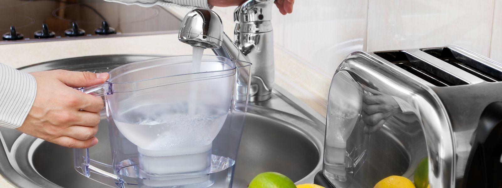 Pour l'heure, il est recommandé de faire bouillir l'eau avant tout usage alimentaire.