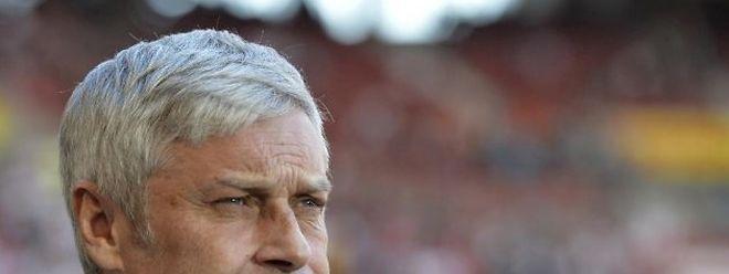 Armin Veh konnte sich mit Eintracht Frankfurt einigen.