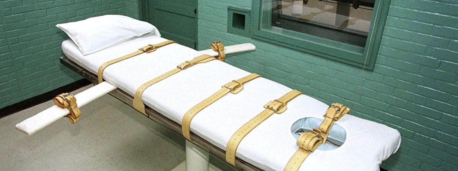 """Die Richter im US-Staat Washington nannten die Todesstrafe """"willkürlich und rassistisch""""."""