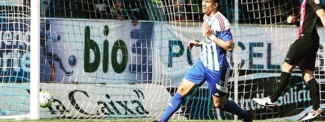 David Caiado pourrait retrouver l'élite du football portugais si son transfert à Estoril aboutit.