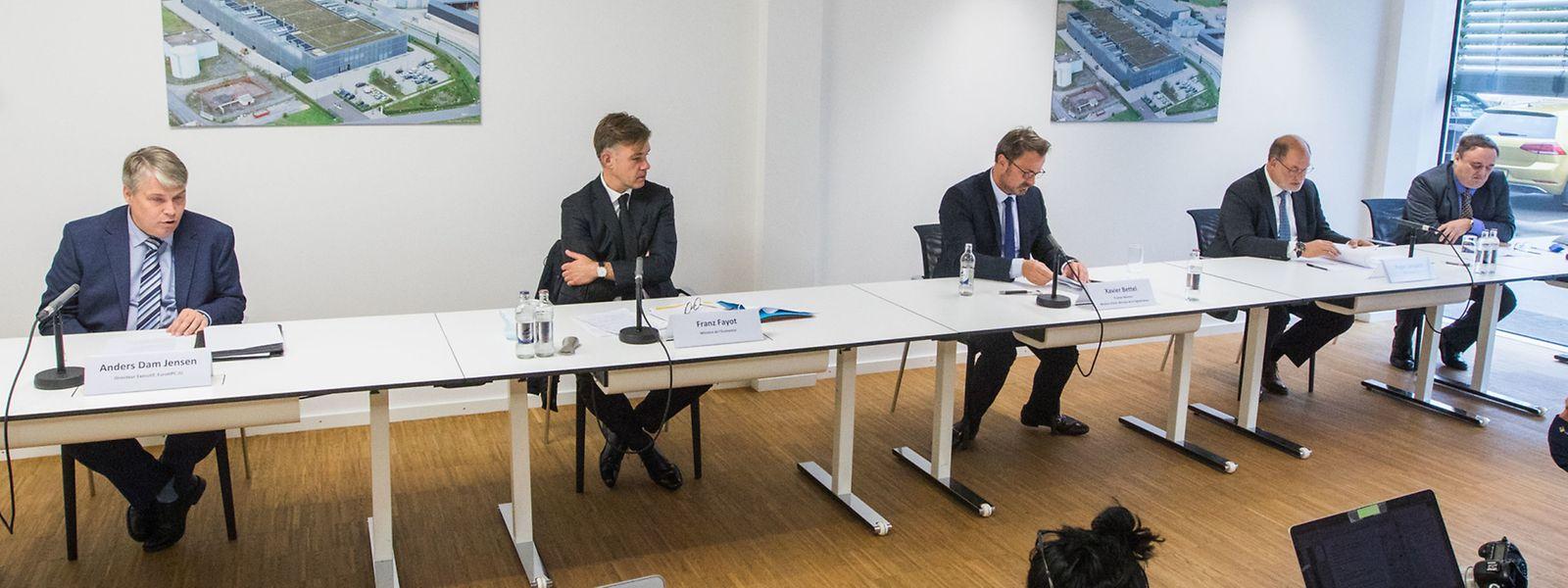 Le Grand-Duché devient le «siège de l'entité gestionnaire du nouveau réseau européen de superordinateurs», se réjouit le Premier ministre Xavier Bettel.