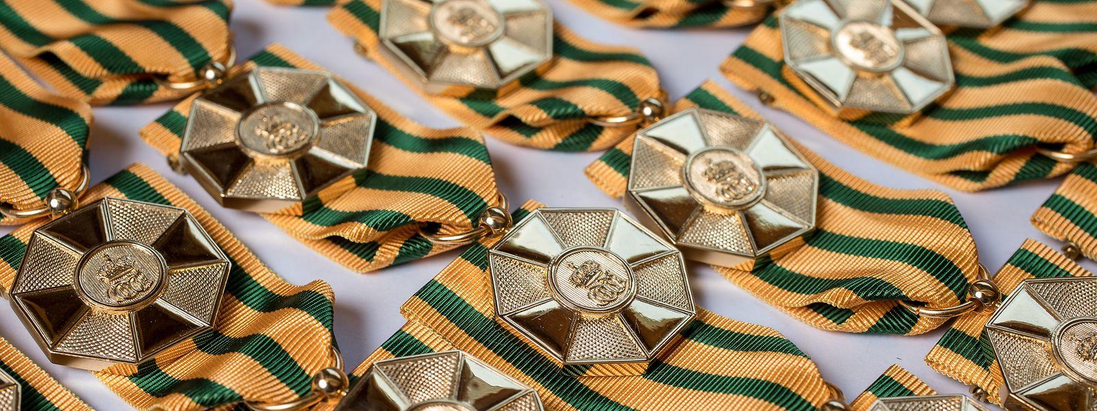 Wer würde sich nicht darüber freuen, eine Medaille zu bekommen? Doch zukünftige Träger müssen einige Voraussetzungen erfüllen.