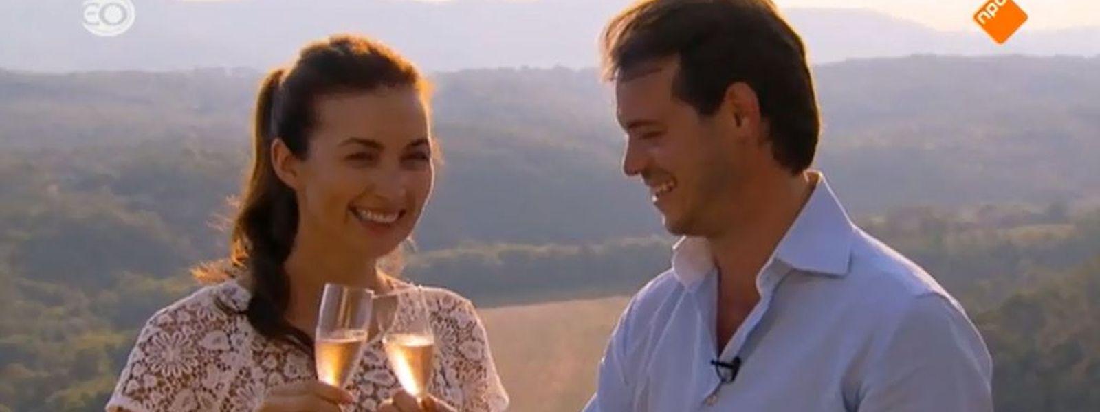 Le prince et la princesse ont accueilli la chaîne de télévision hollandaise le 13 septembre dernier dans leur domaine dans le Var.