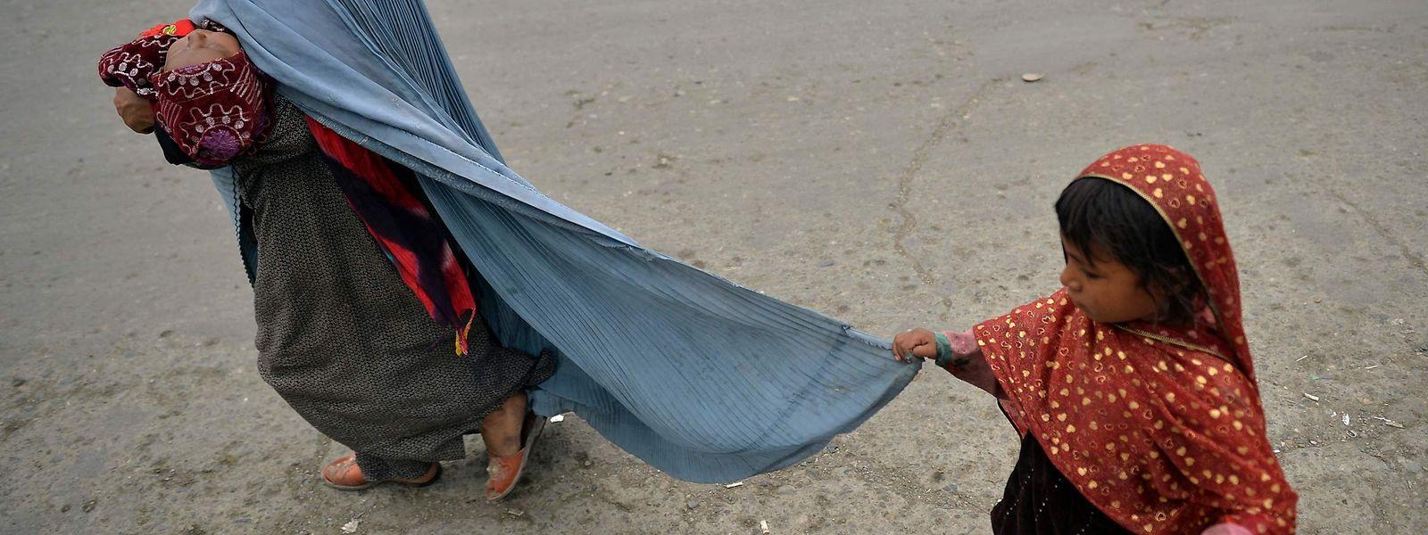 Vor allem die Frauen werden es in einem von den Taliban regierten Afghanistan schwer haben.