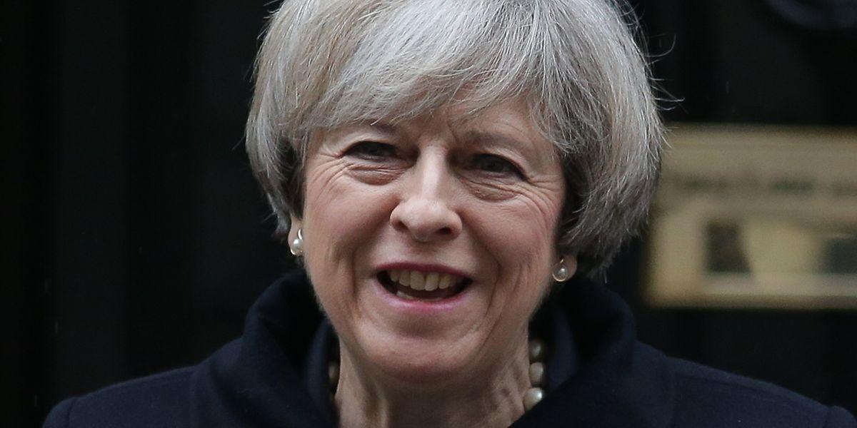 Theresa May soll am Donnerstag dem Parlament ihren Brexit-Plan darlegen.