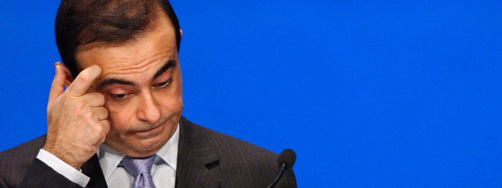 Nissan affirme que Carlos Ghosn «a reçu une rémunération totale de 7.822.206 d'euros.