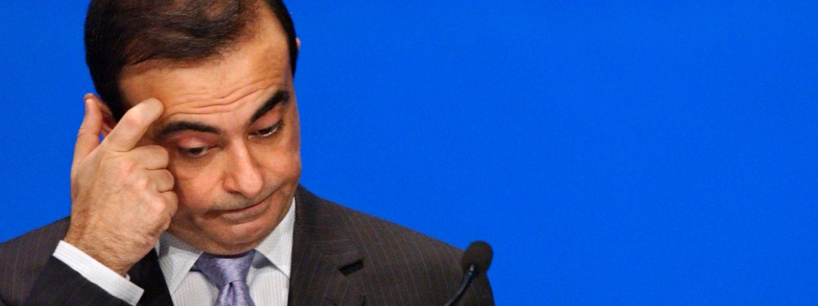 Carlos Ghosn dürften die Zahlungen noch größere Schwierigkeiten bereiten.
