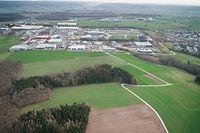 Google-Gelände in Bissen  - Foto : Pierre Matgé/Luxemburger Wort