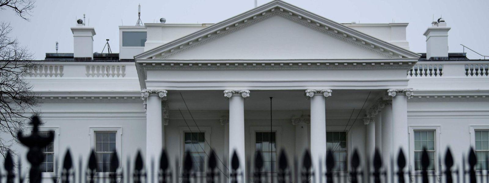 Der junge Mann wollte offenbar ein Attentat im Amtssitz des US-Präsidenten verüben.
