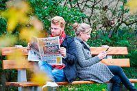 """Die auflagenstarke """"De Telegraaf"""" gehört zu den Mediahuis-Titeln in den Niederlanden."""