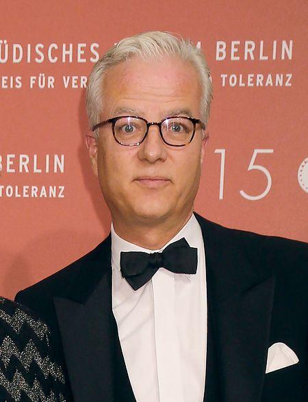 Archivfoto: Fritz von Weizsäcker, Chefarzt der Schlosspark-Klinik Berlin, aufgenommen beim Preis für Verständigung und Toleranz 2015 des Jüdischen Museums. Von Weizsäcker wurde im November 2019 ermordet.