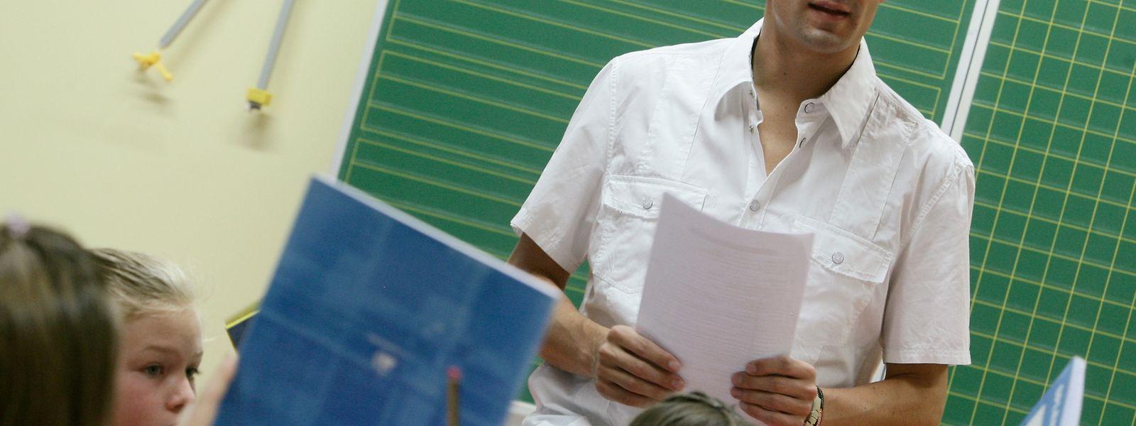 A OGBL queixa-se da falta de professores no ensino fundamental