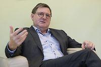 Auf der Suche nach einem neuen Verbandschef: Yves Maas, Interim-CEO der ABBL.