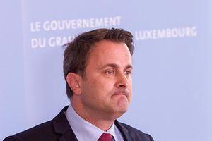 Trägt an diesem Montag gleich drei Hüte: Premierminister Xavier Bettel.