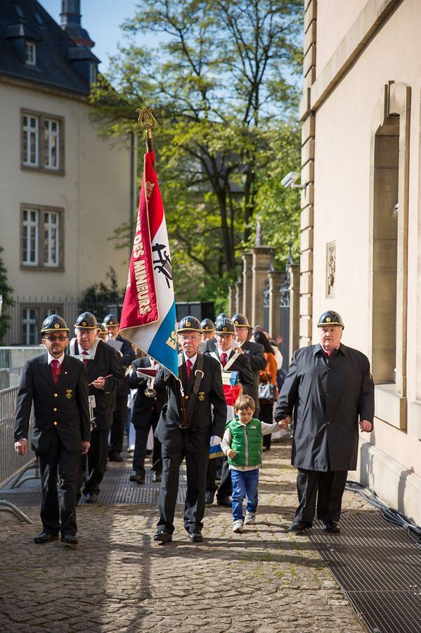 Messe für die neuen Pfarreien: Esch-Uelzecht Sainte-Famille & Suessem Christ-Sauveur.