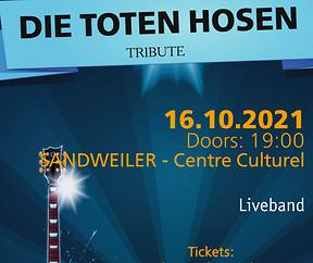 "Tribute to ""Toten Hosen"""