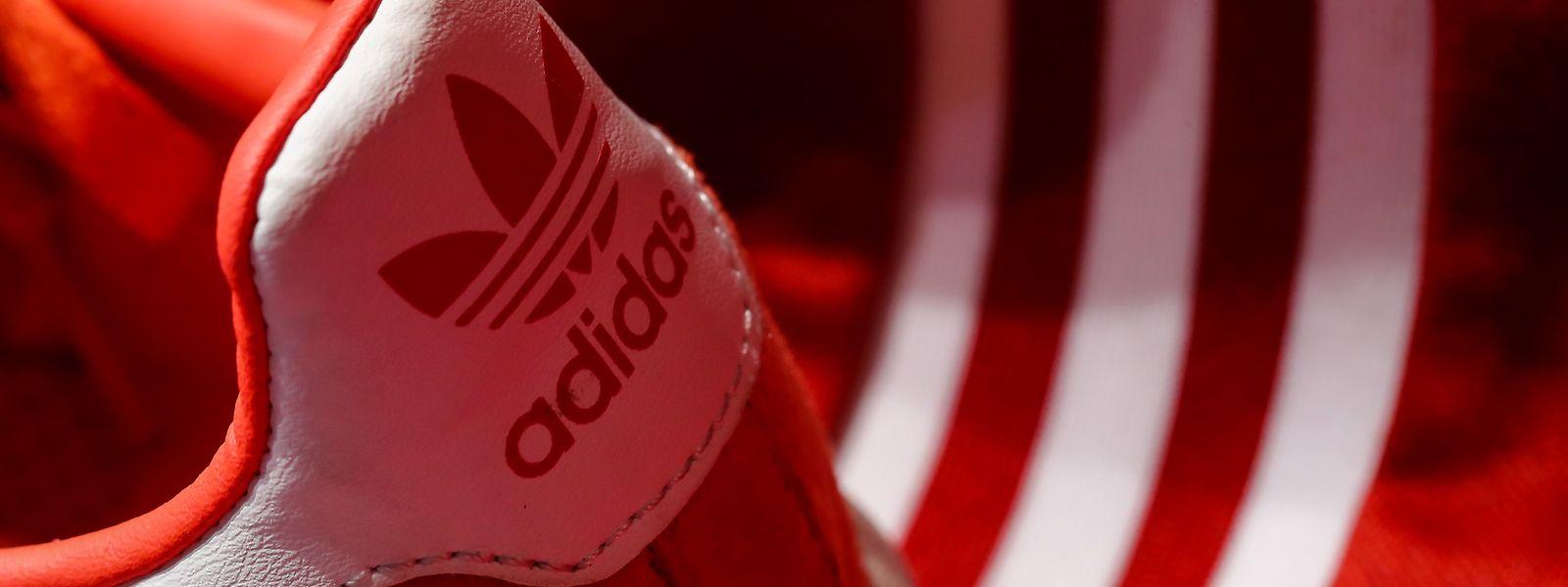 Adidas hat am Montag die Zahlen für das 1. Quartal veröffentlicht.