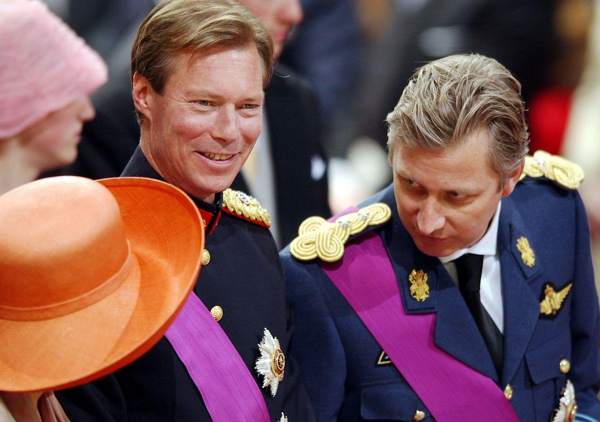 La délégation belge, composée de 200 personnes, arrivera en train au Grand-Duché ce mardi 15 octobre.