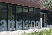 """Parmi les """"Gafa"""" pointés du droit, Amazon. Le géant américain du commerce en ligne n'a pas payé assez d'impôts au Luxembourg, estime la Commission européenne."""