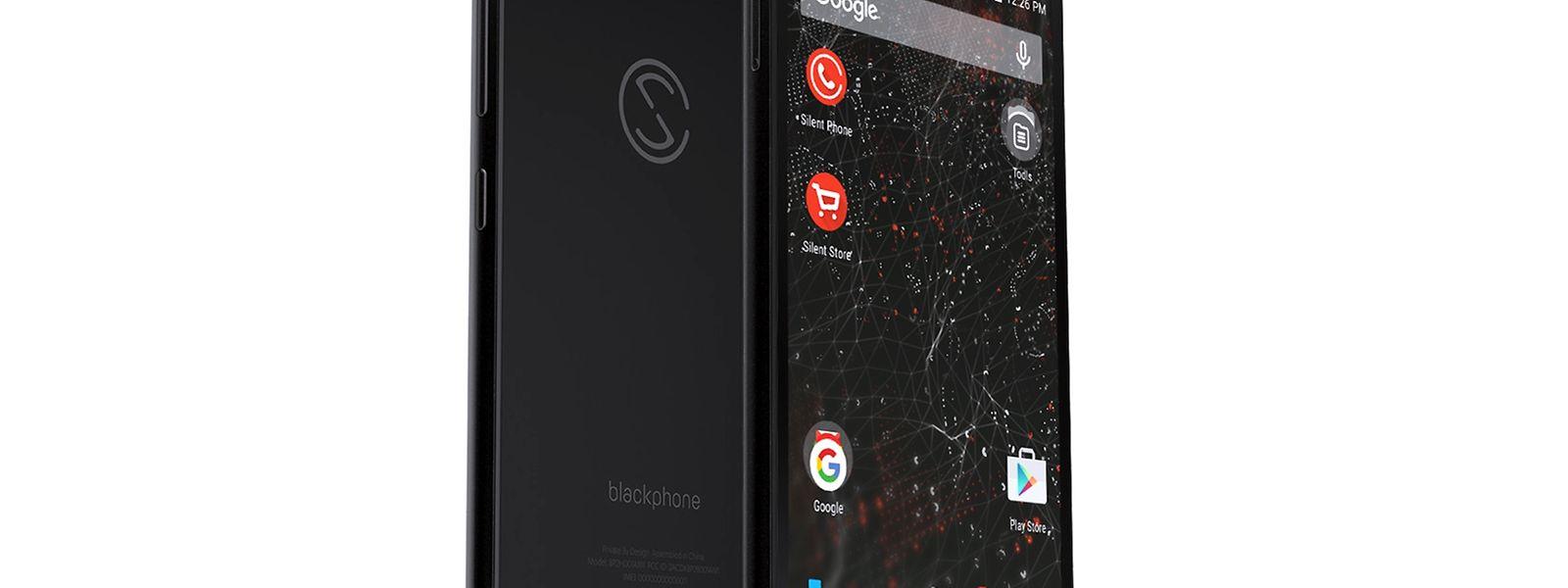 Das Krypto-Smartphone Blackphone 2 mit angepasstem Android-Betriebssystem kommt für rund 720 Euro in den Handel.